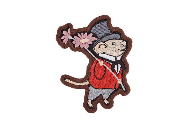 Sorcio Rat Magician Bag Patch I
