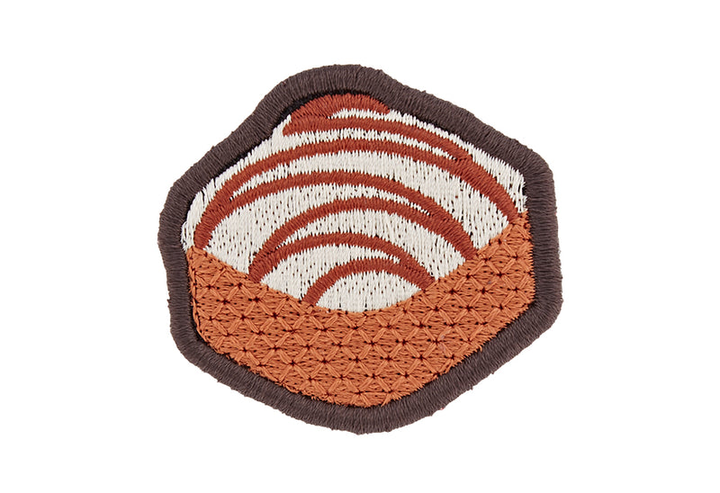 Sorcio Chocolate Bag Patch