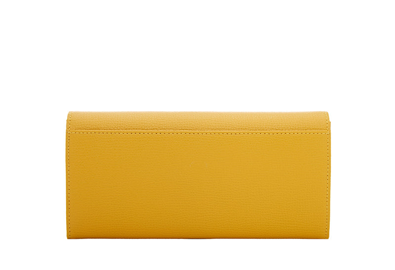 Dolores Long 2 Fold Wallet With Extra Compartment