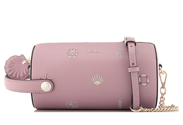 Ariel Tubular Crossbody Bag