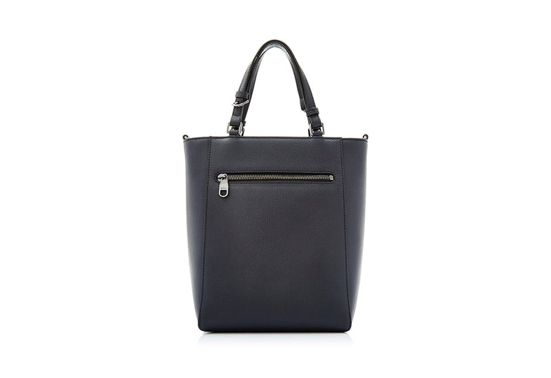 Purple Degree Tote Bag M