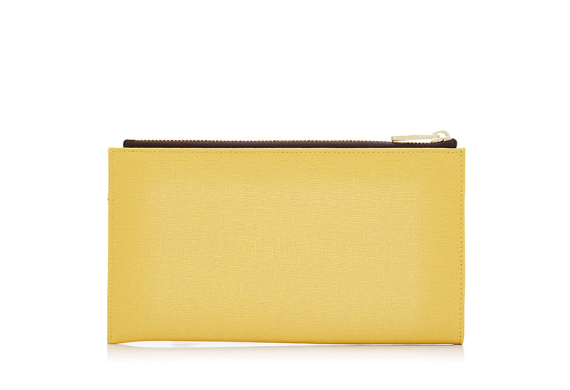 Radcliffe Long Zipper Pouch