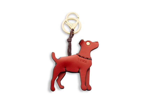 Puppy Hero Keychain