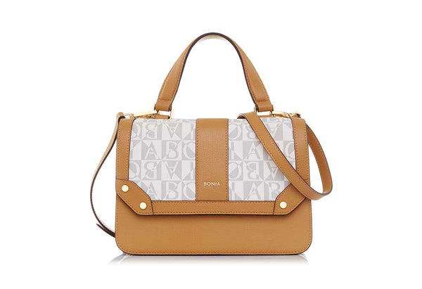 Monogram Teramo Double Flap Bag S