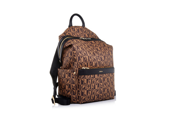 Aria Monogram Backpack