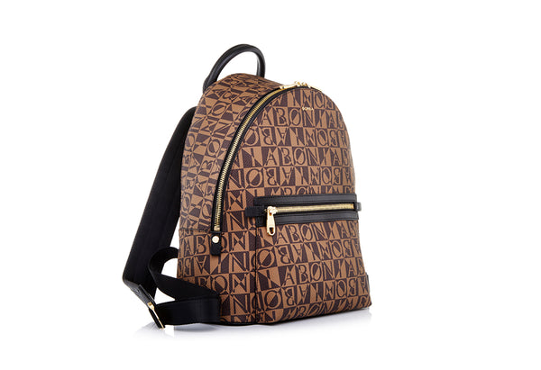 Aria Monogram Backpack M