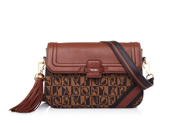 Monogram Crossbody Bag