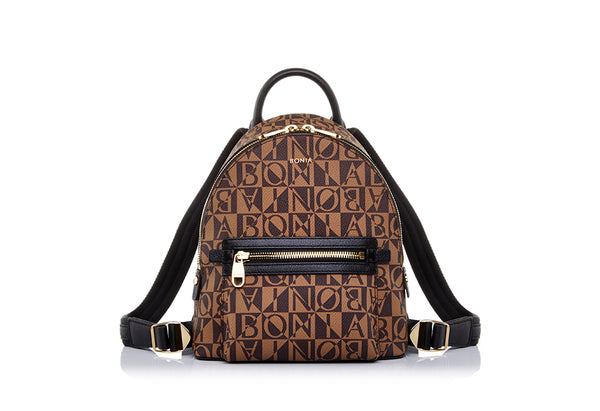 Aria Monogram Backpack S