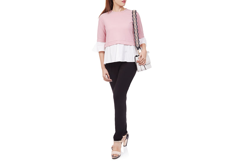 Color Blush Grace Bag Strap