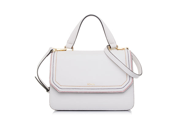 Teramo Double-Flap Bag S
