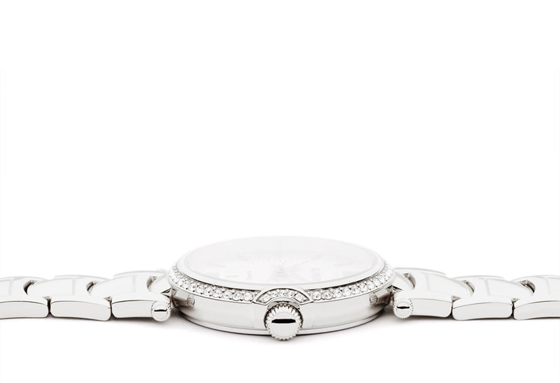 Silver Nature Watch