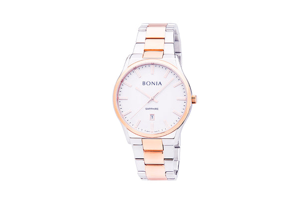 Rose Gold Sigma Mens' Watch