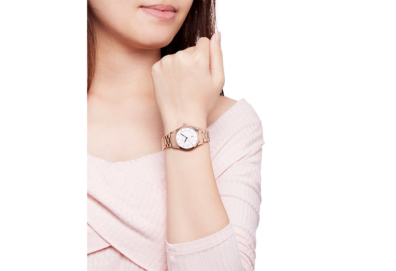 Rose Gold Pasquel Ladies' Watch
