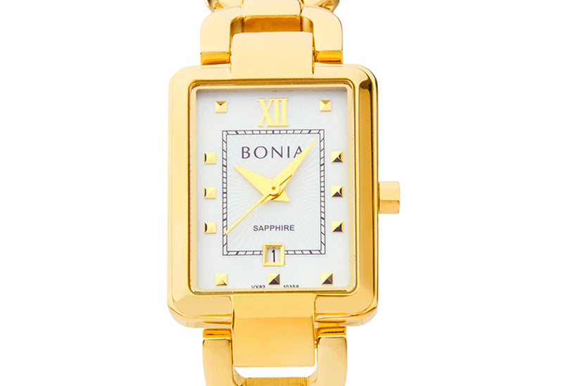 Gold Bruna Watch