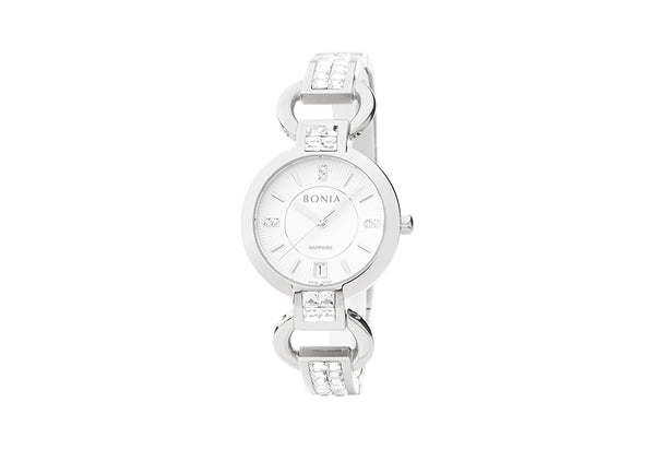 Silver Suzy Watch