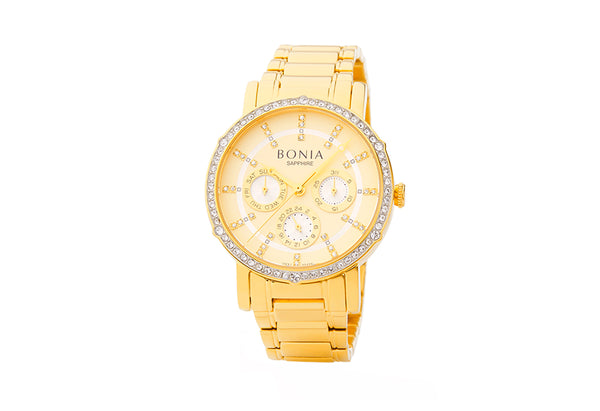 Gold Rialta Watch