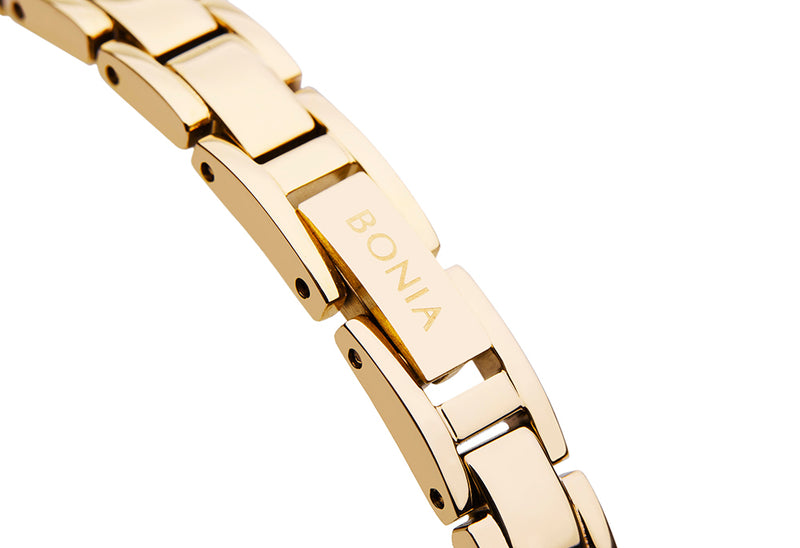 Gold Leona Watch
