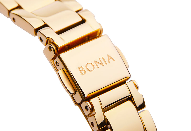 Gold Nicola Watch