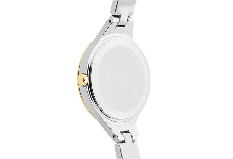 Silver and Gold Loris Watch