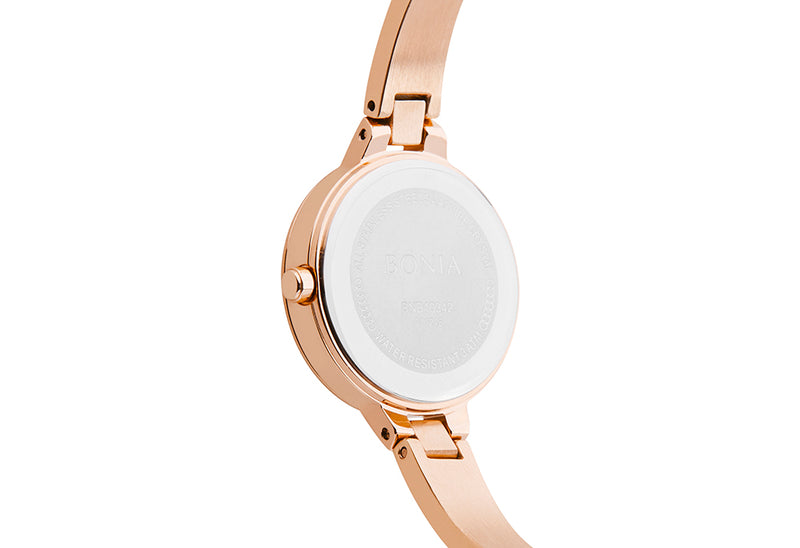 Rose Gold Leona Watch