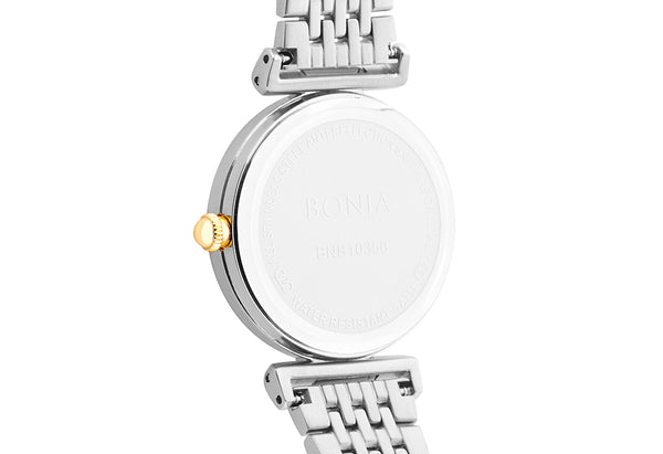 Silver and Gold Dianora Watch