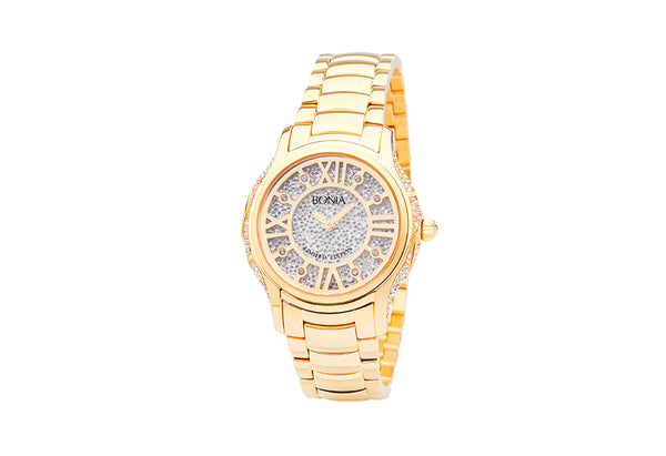 Gold Dakota Watch