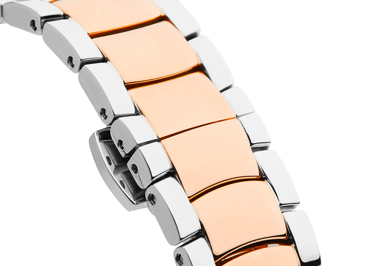 Rose Gold Dakota Watch