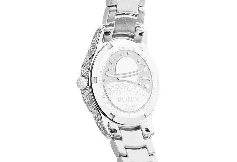 Silver Dakota Watch