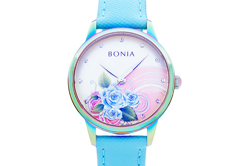 Iridescent Rose Ladies' Watch