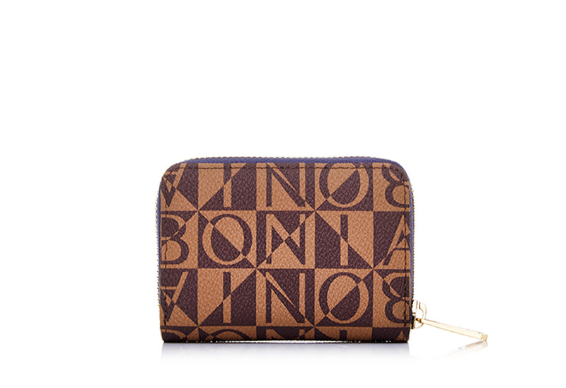 Monogram Short Card Holder