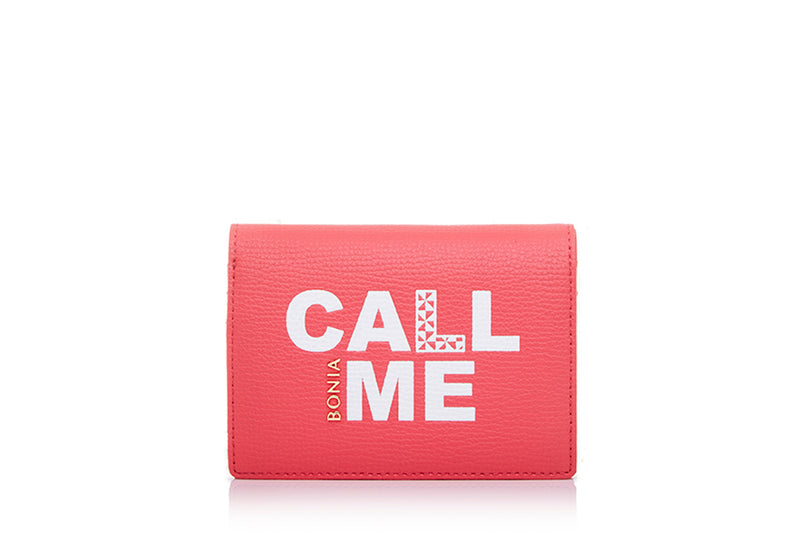Adoro Slogan Card Holder