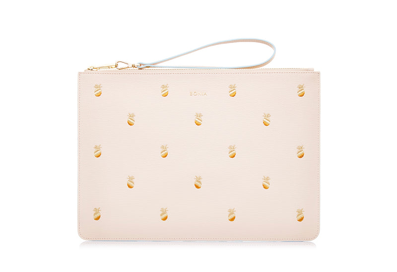 Ananas iPad Pouch