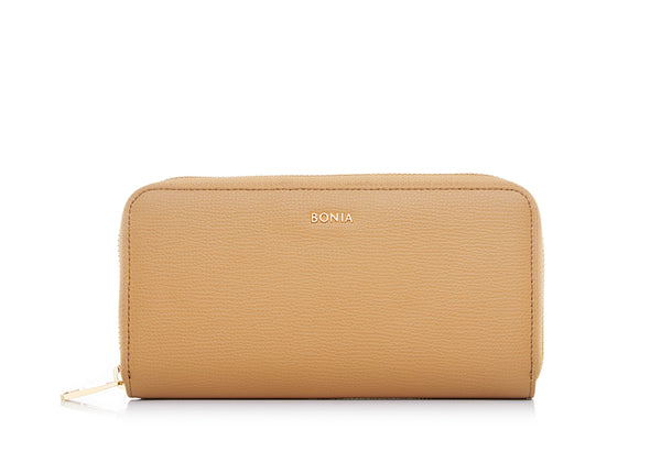 Vienna Long Zipper Purse
