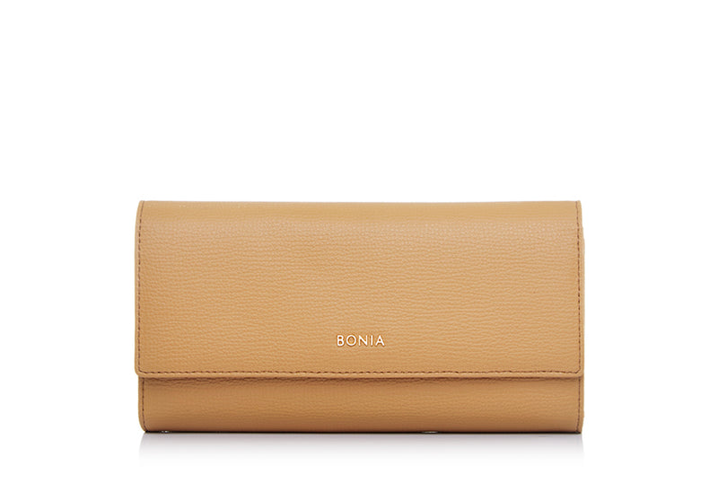 Vienna Long Three Fold Purse
