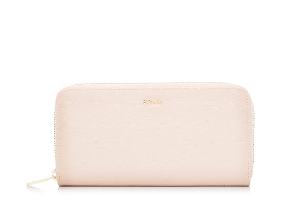 Livia Long Zipper Purse