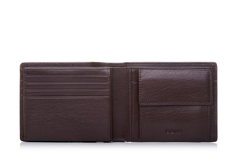 Pepito Short Three Fold with Window Flap Wallet