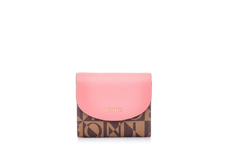 Monogram Short Coin Pouch