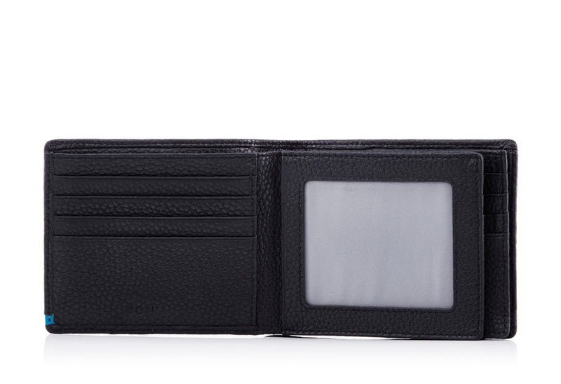Vesper Window Flap Wallet