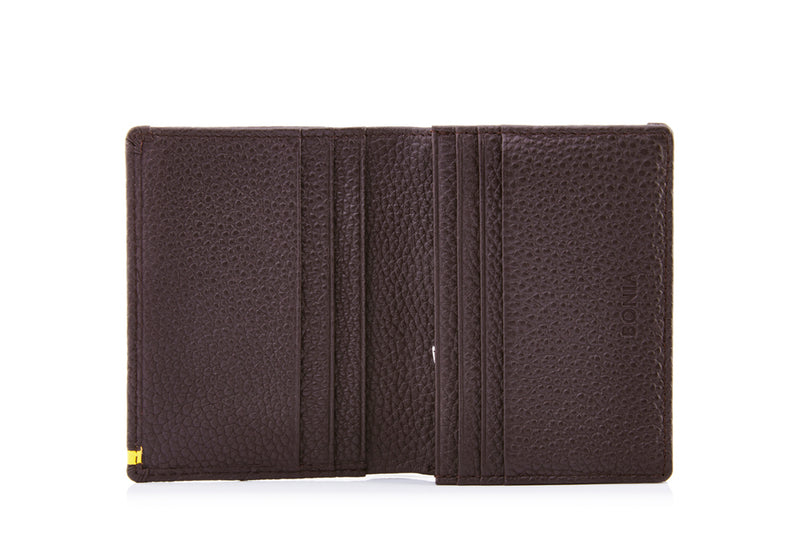 Vesper Two Fold Card Holder