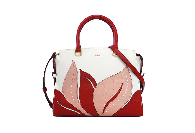 Foliage Satchel M
