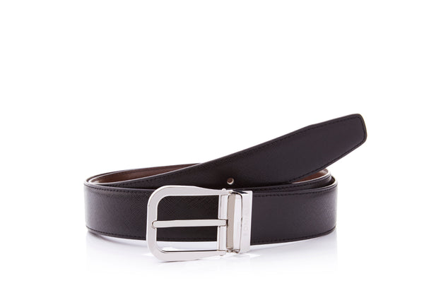 Stefano Pin Buckle Belt