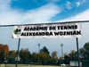 Artemik celebrates new partnership with the Aleksandra Wozniak Tennis Academy