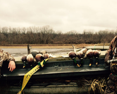 How To Build a Layout Boat for Waterfowl Hunting