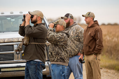 Scouting Waterfowl | When to Scout and When to Hunt?