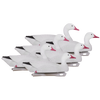 Field Series Floating Snow Goose Touchdown 6-Pack
