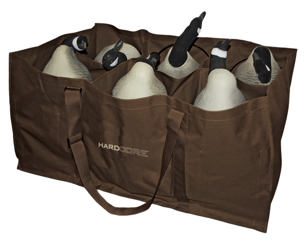 6-Slot Full Body Goose Bag