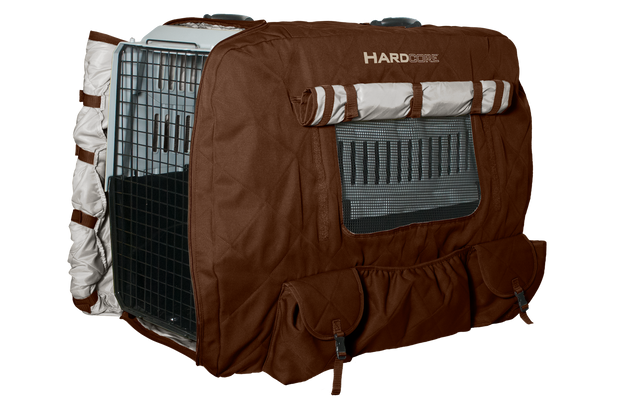 Deluxe Insulated Kennel Cover