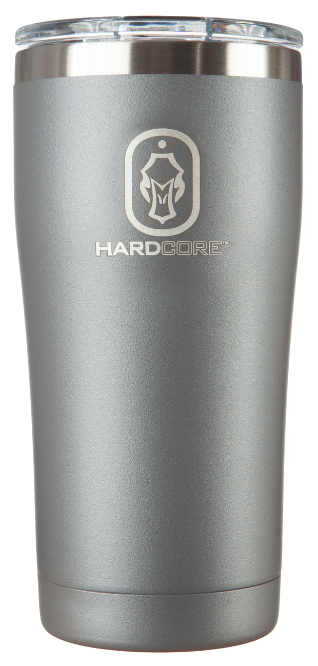 Hard Core Logo 20oz Tumbler - Grey