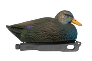 Rugged Magnum Black Duck Drake Floater