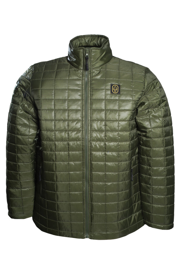 Men's-Venture-Micro-Puff-M-Green